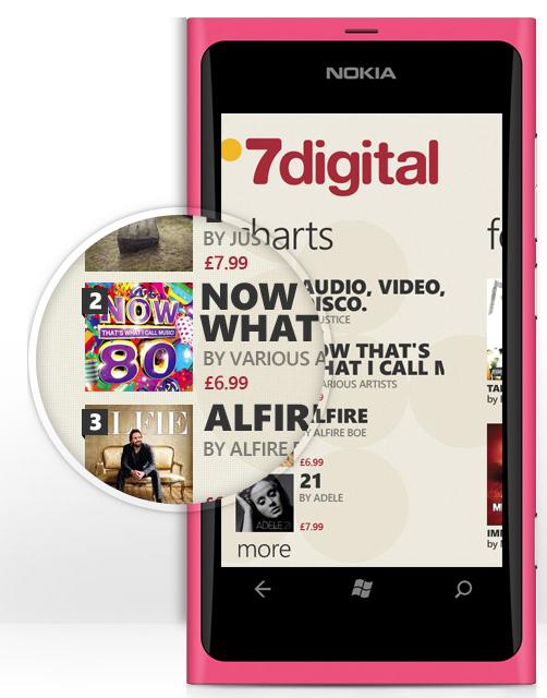 WP 8 permitirá a los desarrolladores añadir a los Hub de música, vídeos y fotos