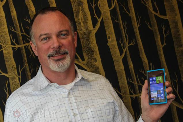 Greg Sullivan, senior product manager for Windows Phone