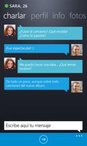 Badoo disponible para Windows Phone
