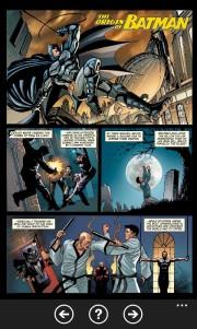 Batman: origins, nueva aplicación exclusiva para Nokia