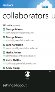 Box ya tiene su aplicación para Windows Phone