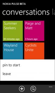 Nokia Pulse Beta disponible para todos los Windows Phone