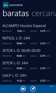 Race aplicación oficial ya disponible