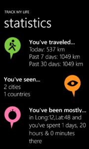 Track My Life, ¿Quieres saber donde pasas el tiempo de tu vida?