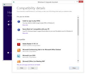 windows 8 actualizacion