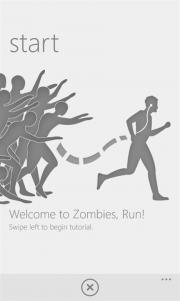 Zombies, Run!, ponte en forma mientras escapas de los Zombies