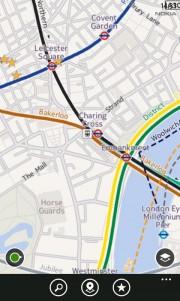 Nokia Mapas se actualiza con ofertas Groupon, edición de rutas y trafico en vivo cada 3 min.