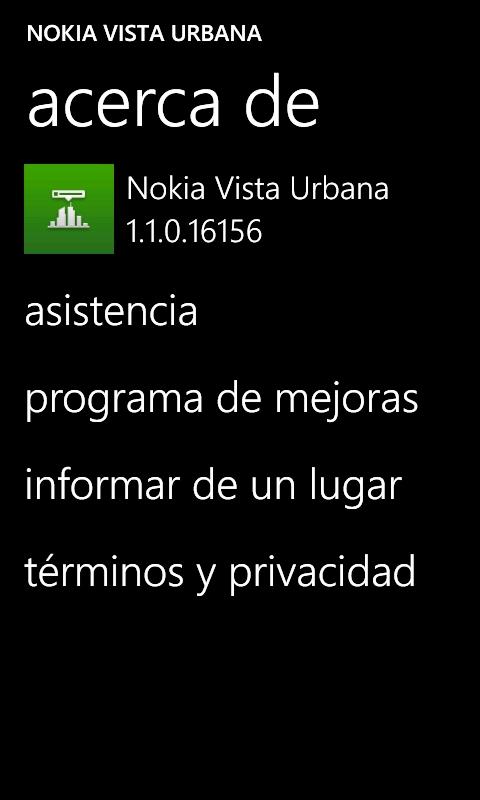 Nokia Vista Urbana