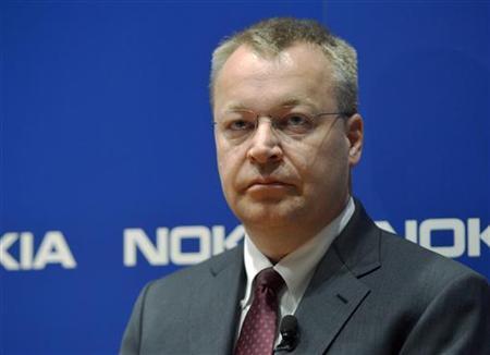 Nokia CEO Elop