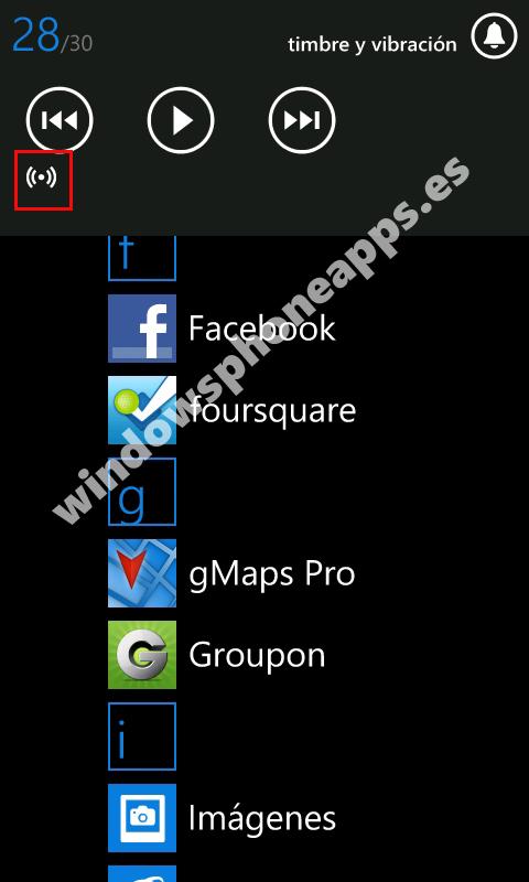 Misterioso icono en control de volumen tras actualizar a WhatsApp 2.8 [Actualizado]