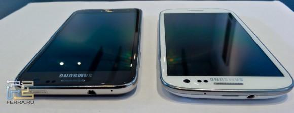 Samsung Ativ S vs Samsung Galaxy S3