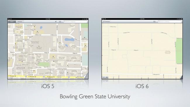 Ios5 vs IOS 6