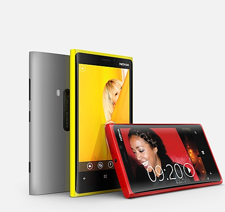 Nokia Lumia 920, especificaciones, imágenes y vídeo