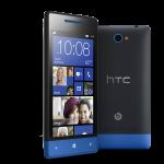 Windows Phone 8S HTC, imágenes, vídeo y características