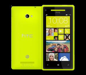 Windows Phone 8X HTC, imágenes, vídeo y características