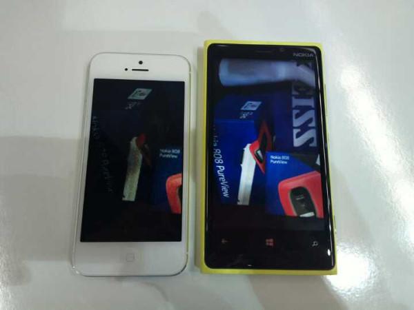 La cámara del Nokia Lumia 920 otra vez enfrentada, esta vez contra iPhone 5