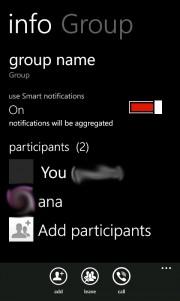 Viber 2.2 grupo info