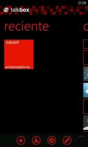 Talkbox se actualiza con varias mejoras [Actualizado]