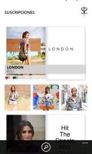 StyleSaint, toda la moda en tu Lumia