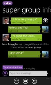 Viber con llamadas por voz en HD en exclusiva para Nokia