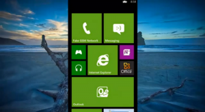 Windows Phone 8 emulator