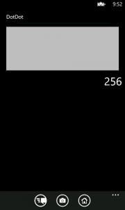 DotDot Beta, el cliente no oficial de App.net para Windows Phone