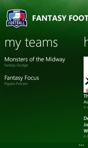 ESPN FFL 2012, en exclusiva para Nokia ya disponible