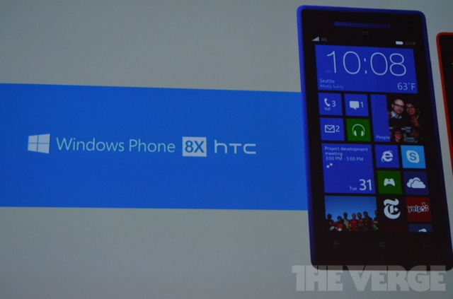 HTC 8X y HTC 8S anunciados oficialmente