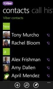 Viber para Nokia ya disponible en la Tienda de WP