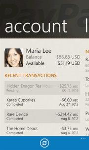 Paypal, aplicación oficial ya en el Marketplace