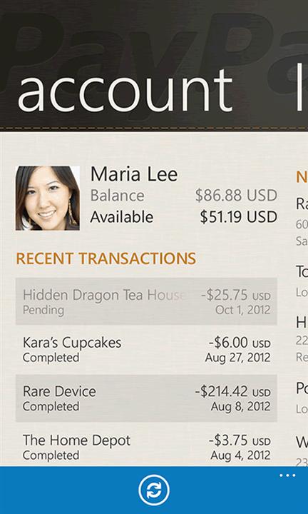 Paypal desaparece de la Tienda para Windows Phone 8