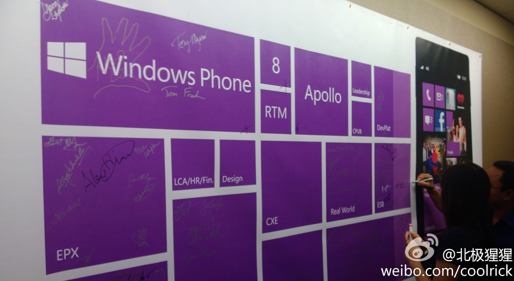 Windows Phone 8 esta listo para entregar a los fabricantes