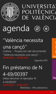 La Universitat Politècnica de València presenta su App para WP