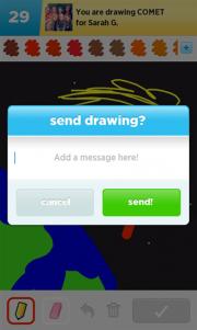 Draw Something gratis en exclusiva para los Nokia Lumia