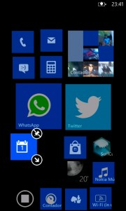 Rom de Lumiatrix para el Nokia Lumia 710 con WP7.8