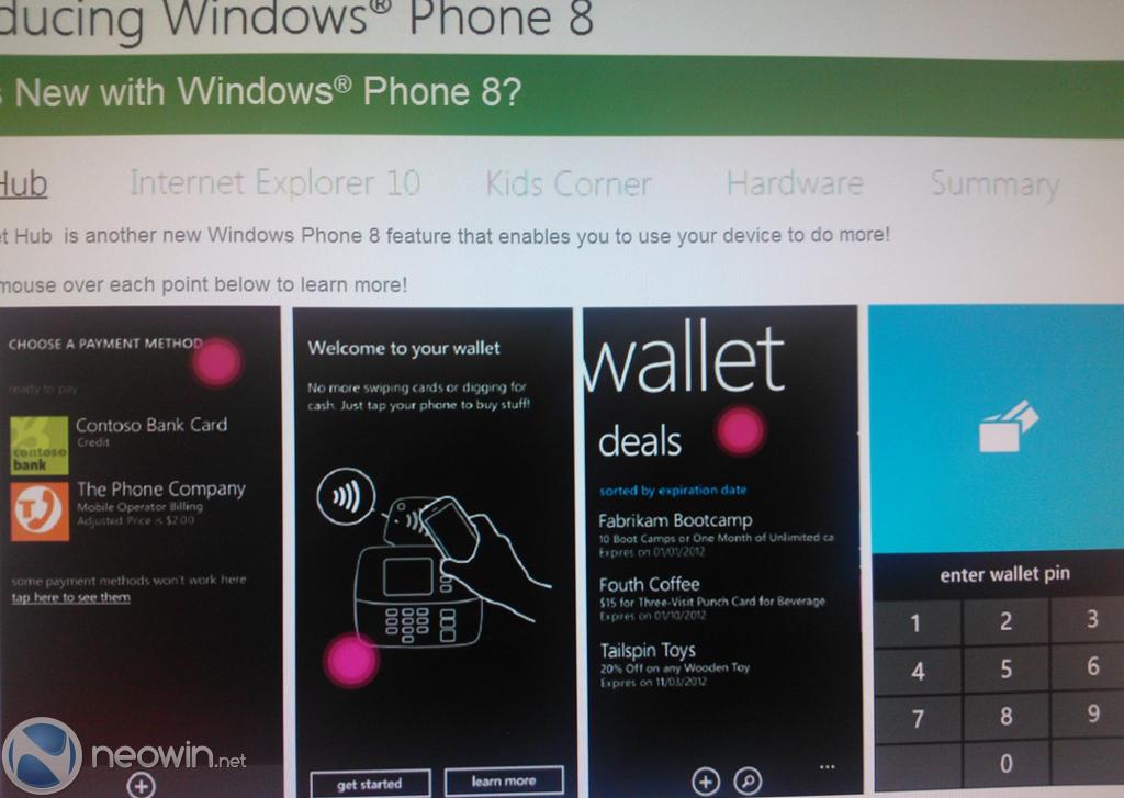 Microsoft ya esta preparando a los vendedores para la llegada de WP8