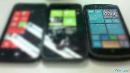 ZTE Windows Phone 8