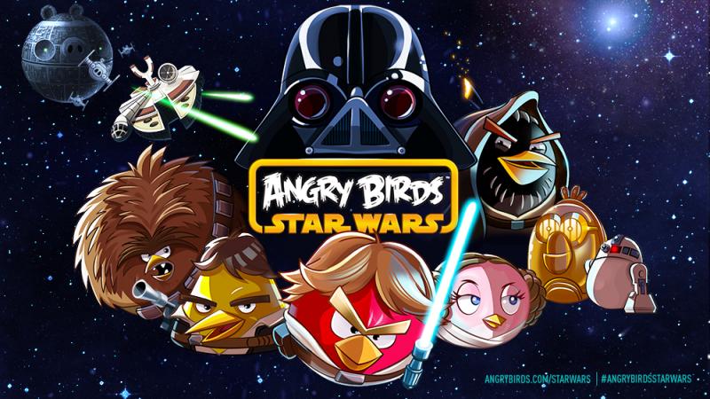 Angry Birds Star Wars también llegará a Windows Phone