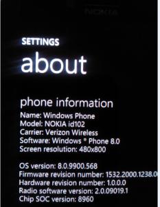 Nokia Lumia 822 primeras imagenes
