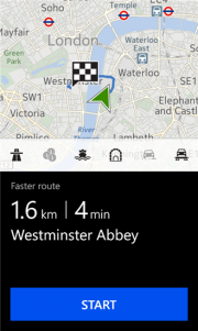 Nokia Drive+ Beta, ya disponible para Windows Phone 8