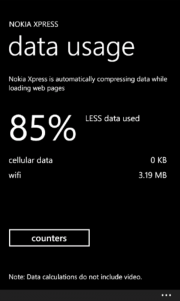La última APP exclusiva para los Nokia Lumia quiere ahorrarte datos y dinero