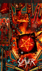 Slayer Pinball de Sony ya disponible