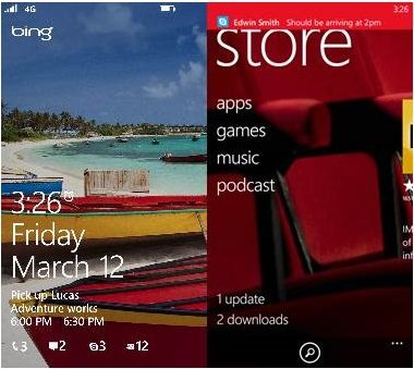windows phone screens 2