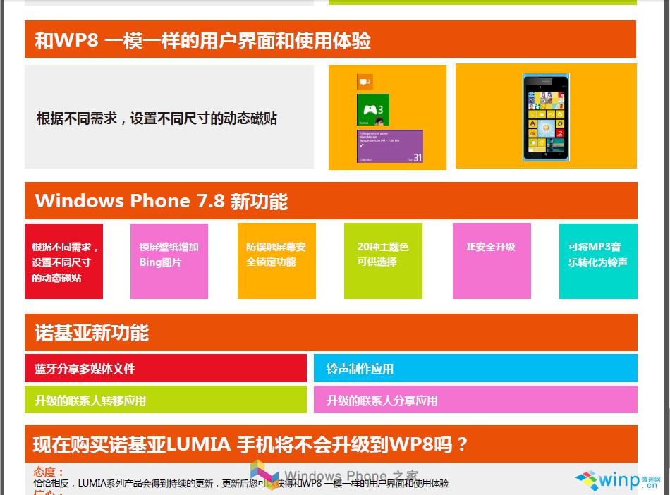 Windows Phone 7.8 características filtradas en una imagen de Nokia