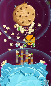 Angry Birds Space ya disponible para Windows Phone 8