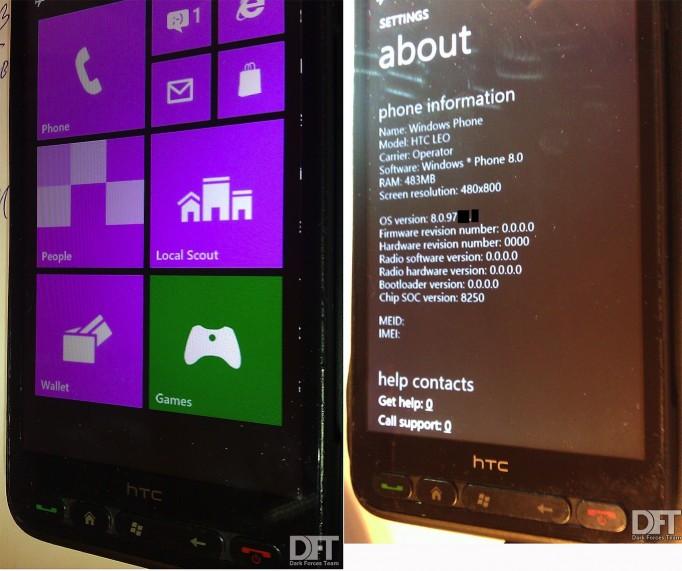 HTC HD2 con Windows Phone 8, increíble pero ¿cierto?