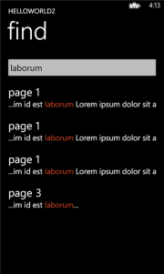 PDF Reader para Windows Phone 8