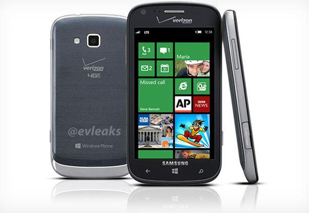 Samsung Ativ Odyssey (SCH-I930) con Windows Phone 8, filtrada imagen