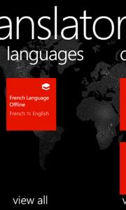 Traductor de Bing se actualiza con soporte para Windows Phone 8