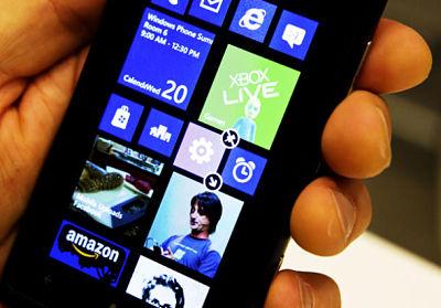Reinicios en WIndows Phone 8